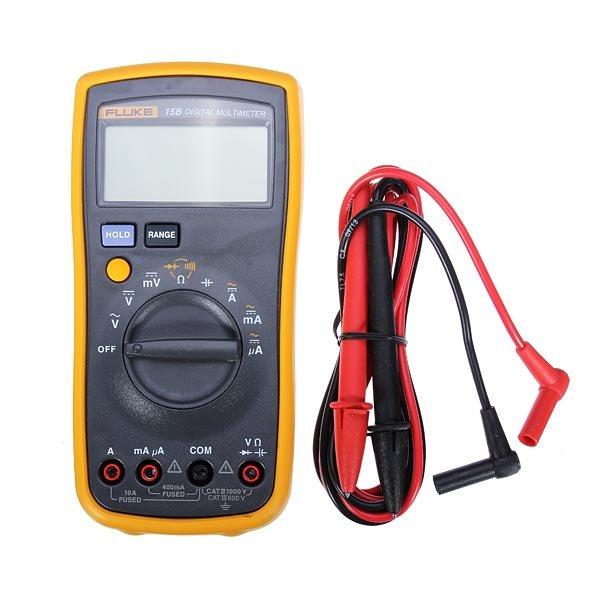 PHONEFIX Fluke 15B + 17B + Multimeter Elektronische Messinstrumente Test-Messinstrument für Handy-Reparatur-Diagnose Fix Tool