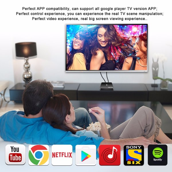 A95X PRO Voice Control TV Box 2 4G Wifi Android 7 1 Smart TV Box Quad Core  2GB RAM 16GB ROM Androidtv Google OS Smart Media Player Professional