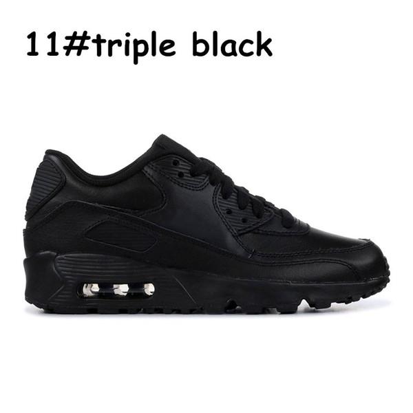 11 triple noir