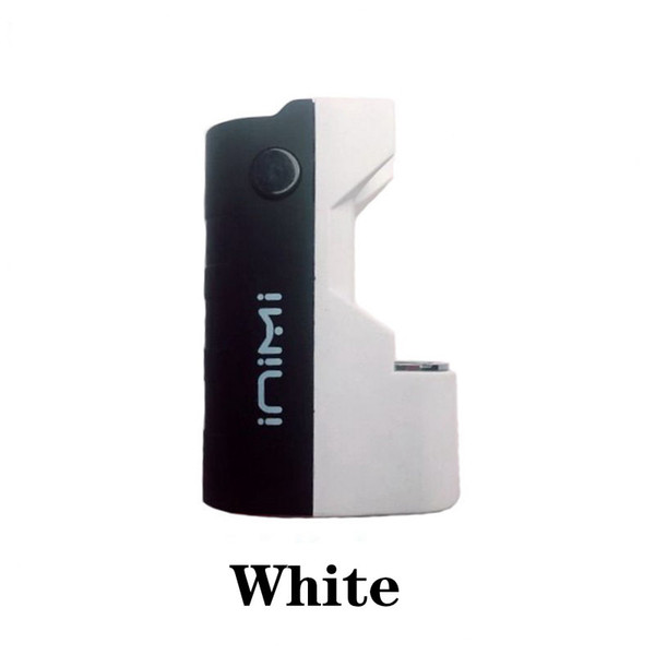White Only Battery