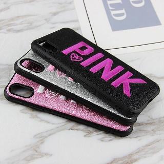 Custodie per telefono amore ROSA Cover per cellulare con ricamo 3D di design alla moda per iPhone X iPhone 8 6 Plus per Samsung S9 S10