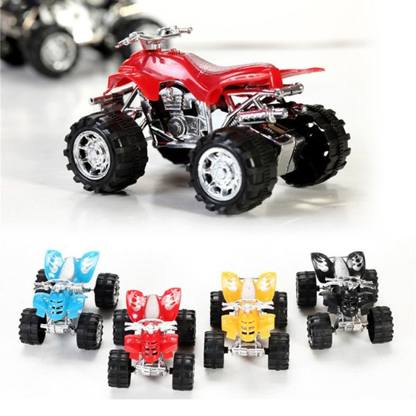 Beach motorcycle model children's toys car boy simulation small gift wholesale stall supply hot free shipping
