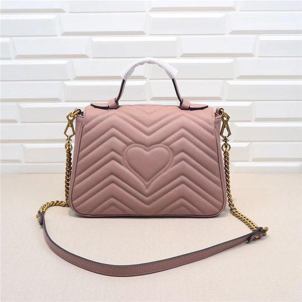 Damen tasche 2019 neue sommer mode tasche einfache umhängetasche diagonal weiblichen paket größe 27 * 19 * 10 CM