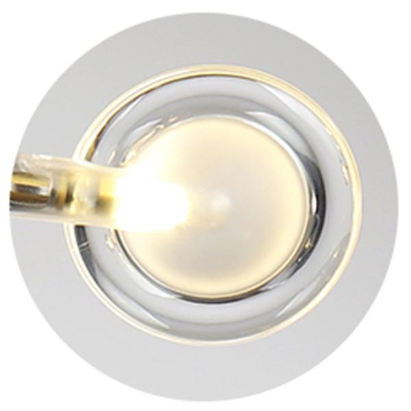 Doppellampenschirm