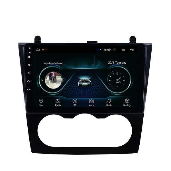 Rádio do carro Android com mapa livre leitor de multimídia Resolução HD 1024 * 600 microfone bluetooth para Nissan altima manual AC 2008-2012