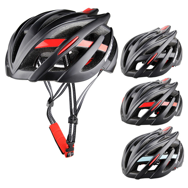 VPM Respirant Ultraléger dans le moule Casque de vélo Ventilation route de montagne VTT Casque de vélo XXL Taille Circonférence de la tête 62-65cm