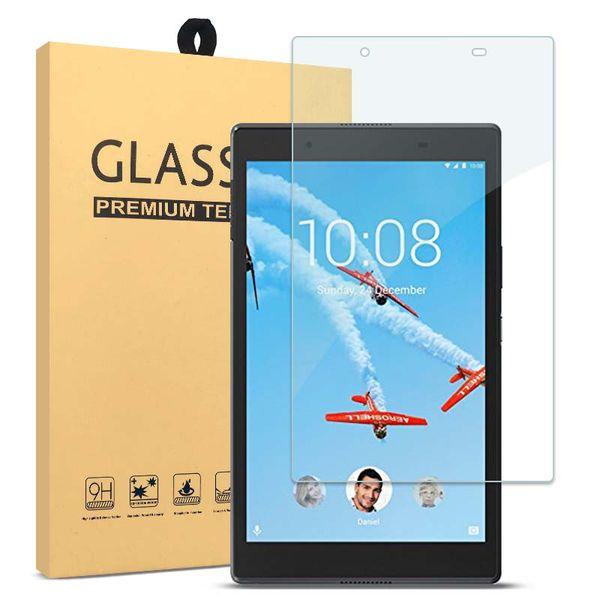 Lenovo Tablet Tempered Glass Screen Protector For Lenovo Tab 4 8.0 Tab 3 8plus Straight Edge Tempered Glass Film