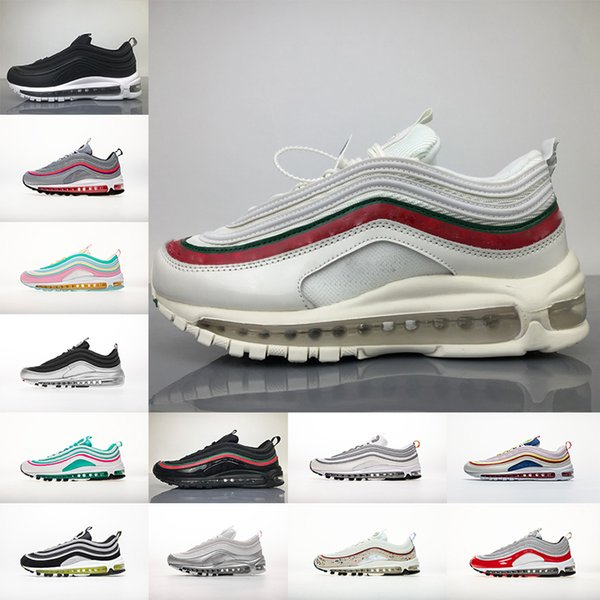 2019 2019 Quality MAX 97 Buffer Sneakers Lovers' Bullet Leisure Time Air Cushion Run Gym Shoes 36 45 From Outdoorshoessale, $58.3 | DHgate.Com