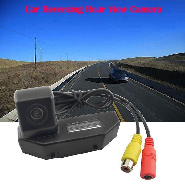 Voiture HD inversant CCD de caméra de vue arrière pour 6 / RX-8 Aide au stationnement Moniteur Aide au stationnement Étanche Auto #N