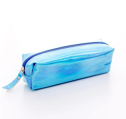 Fashion Women Travel Makeup Bag Woman Toiletry Cosmetic Bag Organizer Set PU Zipper Travel Make Pencil Bag Handbag Box