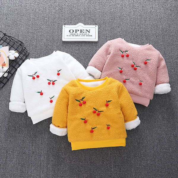Imcute Baby Hoodie Outfits Print Long Sleeve Pullover Sweatshirts Tops Winter Clothes