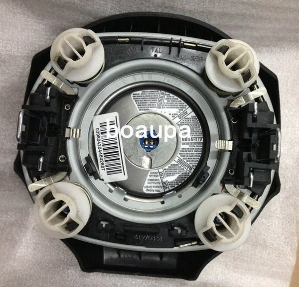 High quality Complete Car Driver Airbag For VW Golf 6 Steering Wheel SRS Air bag With Logo Free Shipping