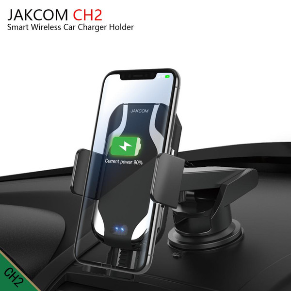 JAKCOM CH2 Smart Wireless Car Charger Mount Holder Hot Sale in Cell Phone Chargers as 4g watch phone heaphones goophone
