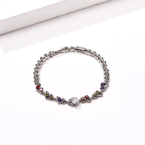 Silver Colorful 20cm