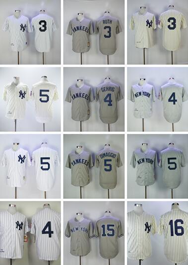 99 Aaron Giudice maglie Derek Jeter 2 27 Stanton 3 Babe Ruth 150 pullover di baseball Gary Sanchez 24 Gehrig Dimaggio caldo di alta qualità