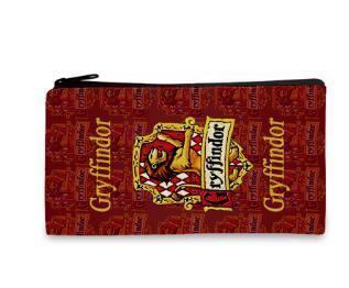 Badge canvas pen bag Cell phone storage bag makeup bag Coin purse Men Women Money Card Holder nt 10*18cm