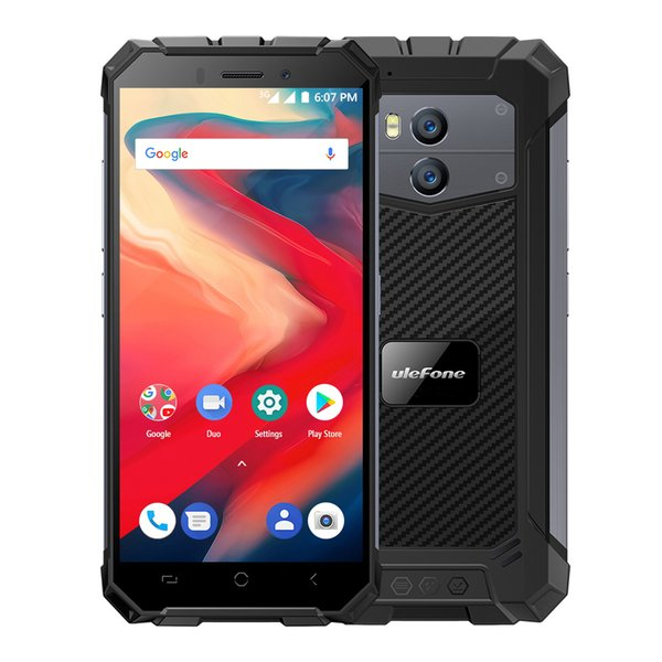 Ulefone Armor X2 IP68 Téléphones portables étanches Android 8.1 5.5