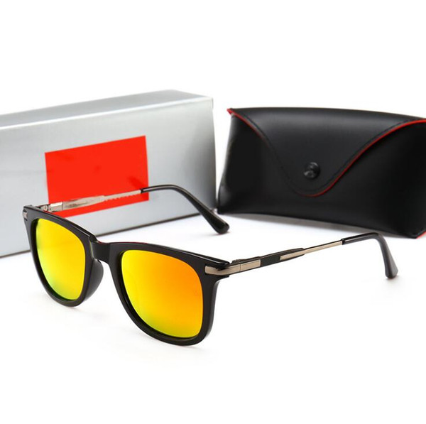 6 Colors Brand Colorful Film Sunglasses Unisex Sports Driving Glasses Fashion Small Square Goggles Outdoor Eyewear CCA11198 5pcs