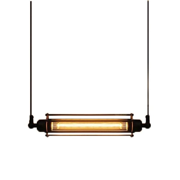 Loft Vintage Pendant Lights Metal Pulley pendant Lamp Bar Kitchen Suspension hanglamp E27 Edison Light Fixtures