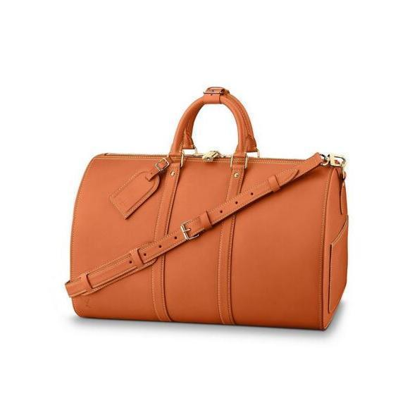 2019 KEEPALL BANDOULIERE 45 M51218 Men Messenger Bags Shoulder Belt Bag Totes Portfolio Briefcases Duffle Luggage