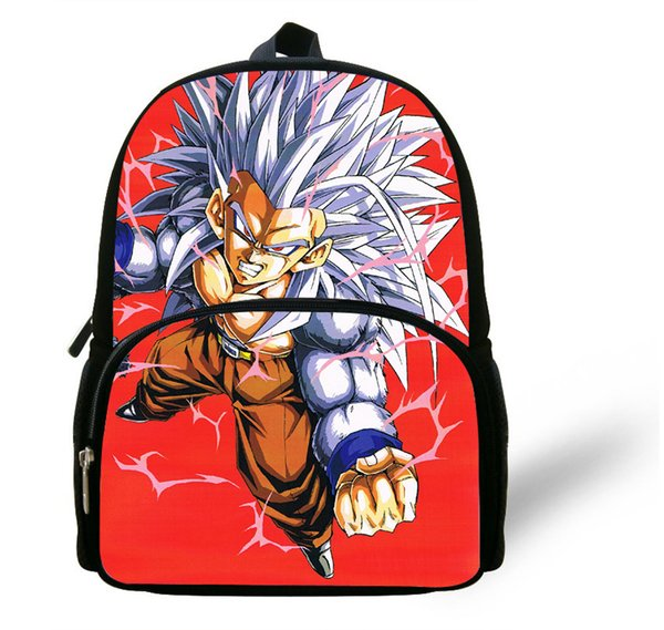 12 inch New Cartoon Printing Hot Sales Popular Character Mini School Backpack Kids Girls Students Schoolbags