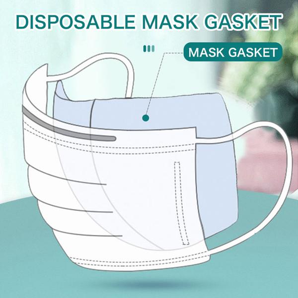 100pcs disposable 3-layer masks