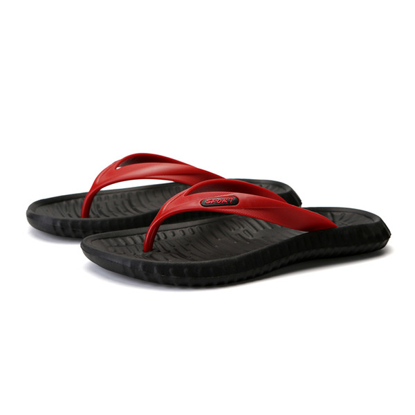 fashion Designer Slippers Gear Bottoms Men's Striped Sandals Casual Slip Summer Casual Slippers Massage Slippers outdoor beach flip-flops