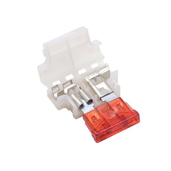 top popular Cheap Fuses 5sets uto Standard Middle Fuse Holder Car Boat Truck TC TO Blade Fuse 3A 5A 10A 15A 20A 2021