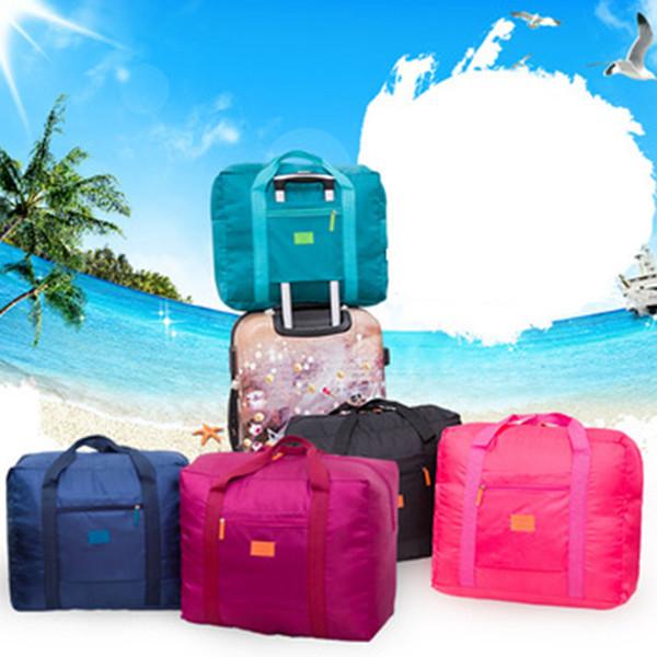 Hand-held saco de viagem Ao Ar Livre a grande capacidade de armazenamento saco de viagem saco de armazenamento de bagagem Mochila de Viagem fundamentos ZZA936