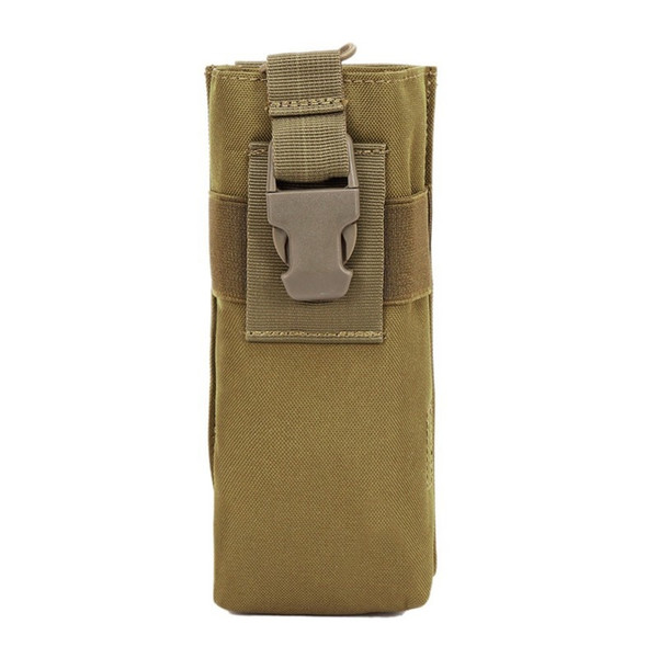 Military Tactical Airsoft Paintball Molle Radio Hunting Walkie Talkie Pouch Outdoor Hunting Bag #85796