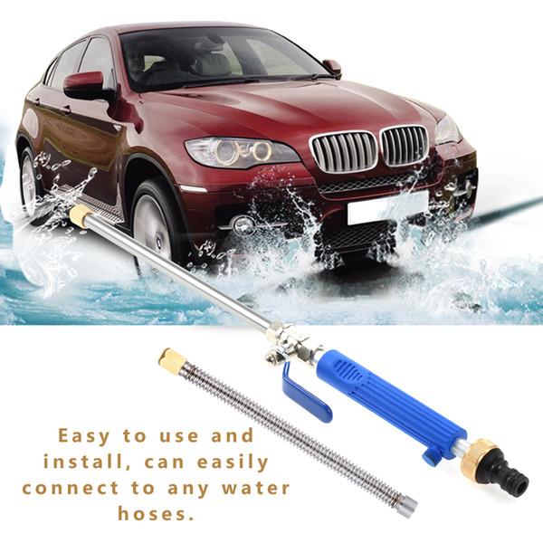High Pressure Power Water Gun Flushing Washer Water Jet Garden Car House Washer Hose Spray Cleaning Tool