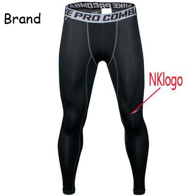 Original 2019 hombres NK pro combate Atlético flaco compresión Entrenamiento de baloncesto legging correr gimnasio pista deporte pantalones ajustados gimnasio