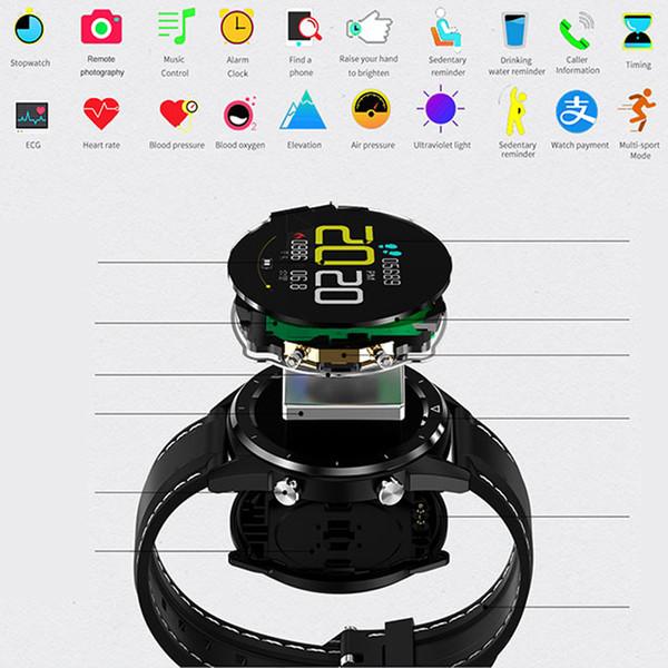 мужские смарт-часы S08 IP68 Водонепроницаемый фитнес-трекер монитор сердечного ритма Smartwatch для женщин для android IOS телефон