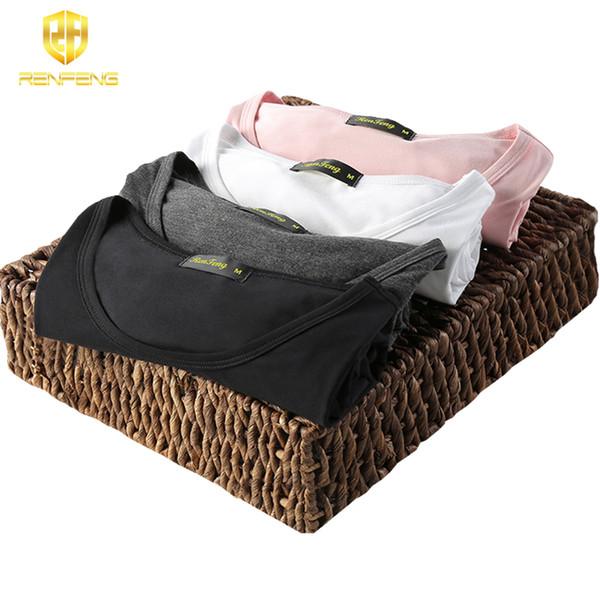 2019 Men Boy Body Compression Base Shirt 95% Bamboo Fiber Short Sleeve Summer Vest Thermal Under Top Tees Fitness Undershirt men