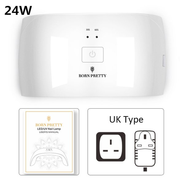24W UK Type