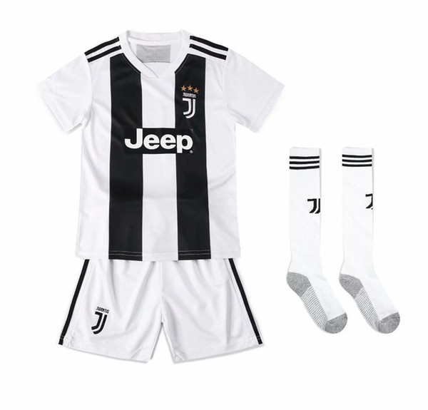 new style b770a 5b9ae 2019 New #7 RONALDO JUVENTUS Home Third Kit Kids Soccer Jersey 18 19 DYBALA  JUVENTUS EA SPORTS JERSEY MANDZUKIC Football Shirt From Lrjandy10, $19.1 |  ...