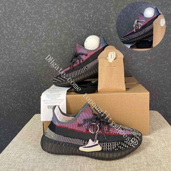 Yecheil cordones de los zapatos reflectante