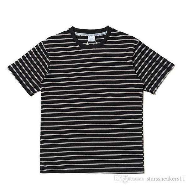 2019 Yeni kalite pamuk yeni O-Boyun kısa kollu Tişört marka erkek T-shirt moda stil spor bayanlar T-shirt7
