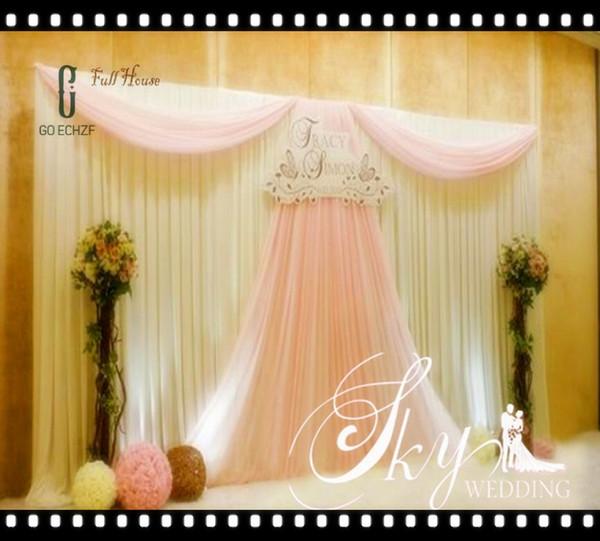Ramazan süslemeleri arka plan Düğün Zemin Perde Güzel Süslemeleri 6 m * 3 m Arka Plan Sahne Parti Malzemeleri 122