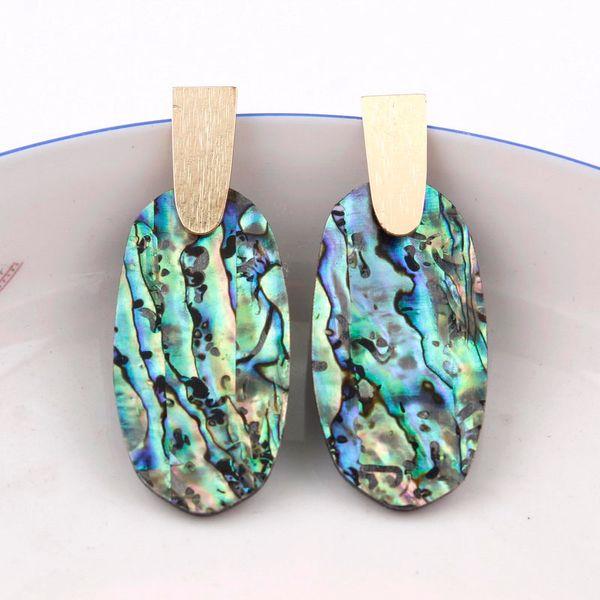 Gold Abalone Shell