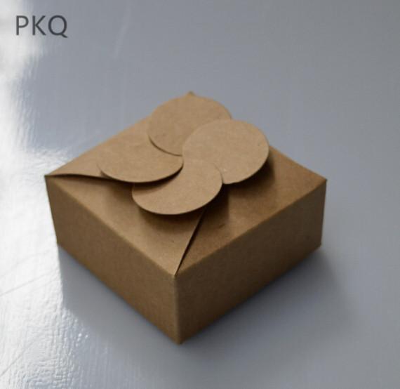 kraft paper 10.5x10.5x4cm