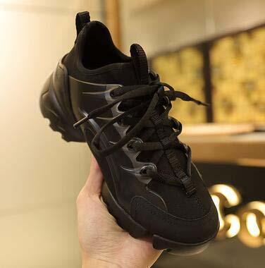 Designer chaussures casual femmes hommes baskets confortables véritables chaussures en cuir haut de mode de qualité et respirant chaussures de sport en plein air 603