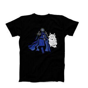 Game of Thrones GOT John Snow T-shirt Funny Mens Birthday Gift Printed Tee