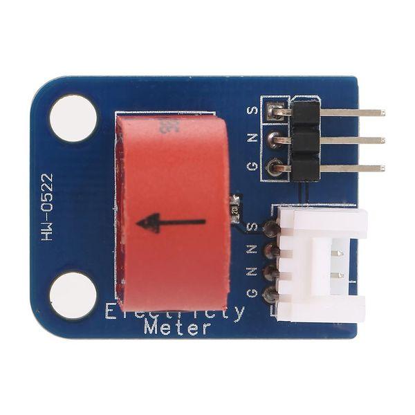 Transformador de corriente CA Módulo de sensor de corriente 0-5A Interfaz 3p / 4p Venta al por mayor.