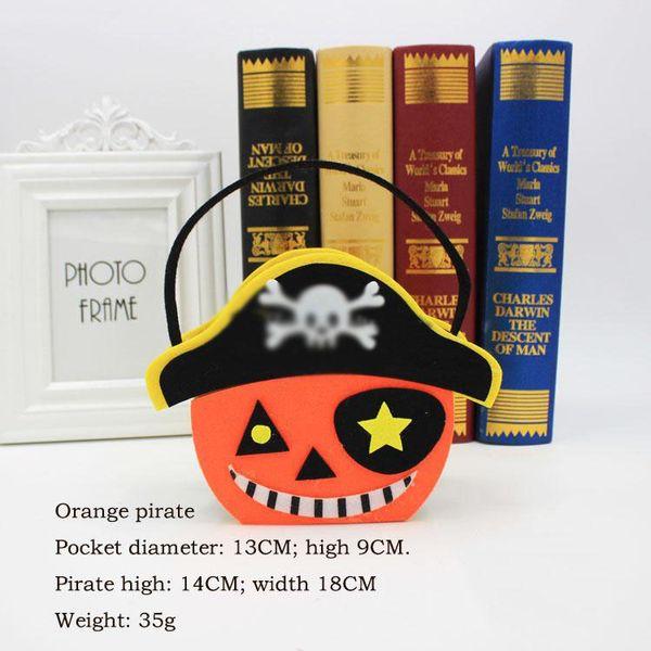 Pirata naranja