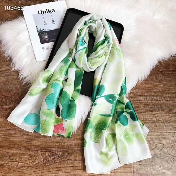 2019 nuevo estilo mujer lujo alta calidad primavera y verano nueva moda solo producto viaje protector solar marca bufanda