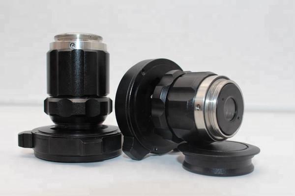 best selling HD Medical Waterproof Endoscope Coupler Zoom Optical Camera Adapter 18-35mm focus