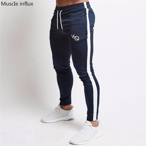 c42b0a437d1 Pantalones casuales para hombre Pantalones deportivos para hombres Ropa  deportiva Chándal Pantalón pitillo Pantalón de chándal