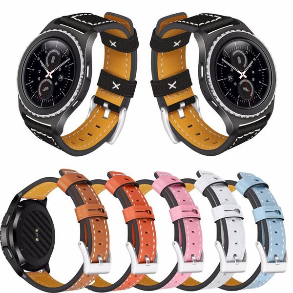 samsung gear s2 bracelet cuir