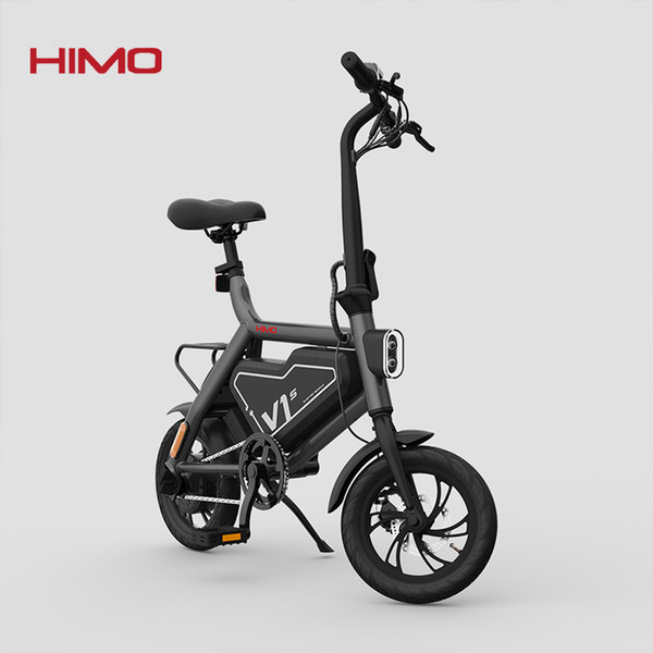best selling HIMO V1S Mopied Electric Bike max load 100kg for adults accessories light Mini Folding Portable Electric Bicycle